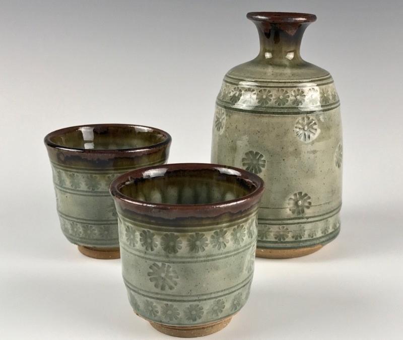 """Curated Ceramics welcomes Hironobu """"Nishi"""" Nishitateno"""