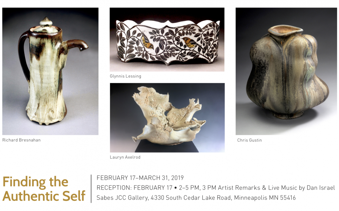 Finding the Authentic Self – Feb 17 thru March 31, 2019